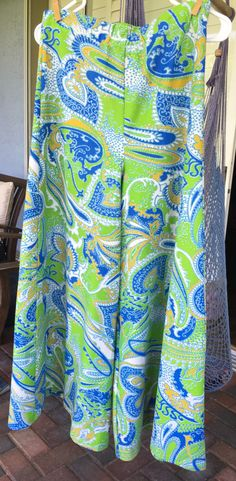 A personal favorite from my Etsy shop https://www.etsy.com/listing/467255775/70s-palazzo-pants