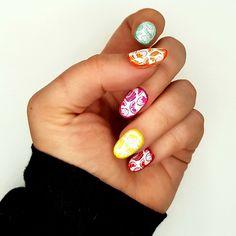 Tutti Fruitti GK Nails