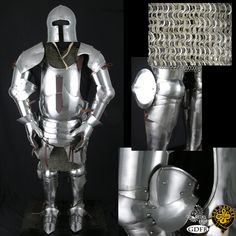 Milanese Armour