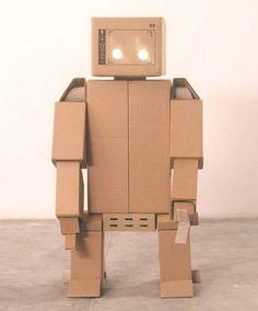 © Ho Tzu Nyen H the Happy Robot, 2009