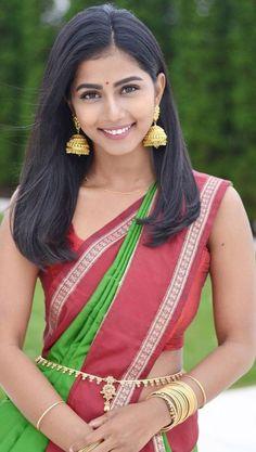 Beautiful Indian Actress, Beautiful Actresses, Beautiful Girl Image, Beautiful Women, Waist Belts, Amala Paul, Lovely Smile, Saree Dress, Indian Beauty Saree