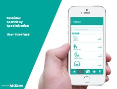 Mobidoc App UI on Behance
