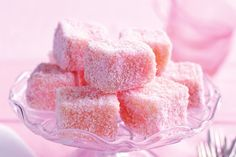 Australian Lamington Official Website: Pink Lamingtons - A recipe for success Pink Party Foods, Pink Foods, Lamingtons Recipe, Bucket List For Girls, How To Make Icing, Pink Food Coloring, Pink Icing, Recipe Sites, Pink Parties