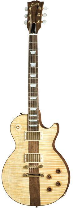gibson custom les paul spotlight flame electric guitar