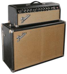 Fender Blackface Tremolux
