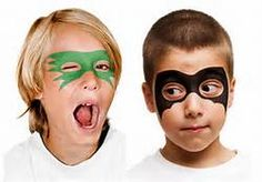 easy kids face paint ideas - Bing Images