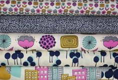 Mecca For Moderns quilt or craft fabric bundle by Alexander Henry by fabricshoppe, $25.00