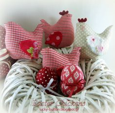 fabric crafts  Visit & Like our Facebook page! https://www.facebook.com/pages/Rustic-Farmhouse-Decor/636679889706127
