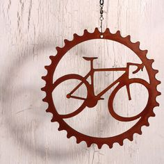 Speedy Road Bike Cycling Art Wind Chain by ShineOnSportyGirl