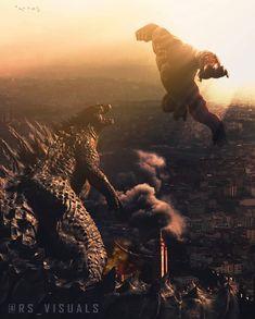 "Everything Godzilla/Dinosaurs on Instagram: ""The most anticipated battle of 2020... Who will fall? . Credit(@rs_visuals) . #godzilla #godzillas #godzillakingofthemonsters #godzilla2017…"" Fondo De Pantalla Para Teléfono Móvil, Cientifica, Cómo Dibujar, Historietas, Monstruos, Ilustración De Monstruo, Ilustración De Peces, King Kong Vs. Godzilla, Fondo De Pantalla De Godzilla"