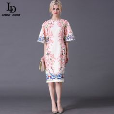 Vintage Women's Long Sleeve Ethnic Long sleeve ethnic Retro Embroidery Dress Who like it ? http://www.skaclothes.com/product/high-quality-new-fashion-2016-runway-vintage-dress-womens-long-sleeve-ethnic-long-sleeve-ethnic-retro-embroidery-dress #shop #beauty #Woman's fashion #Products