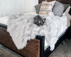 Our custom Waterproof Throw Blanket is a patent pending luxury dog blanket designed for your pet comfort and relaxation with our signature ultra-soft faux fur sofa cover. White Faux Fur Throw, White Throw Blanket, Dog Throw, Dog Blanket, Animal Print Bedding, Faux Fur Bedding, Orthopedic Dog Bed, Traveling By Yourself, Pet Travel