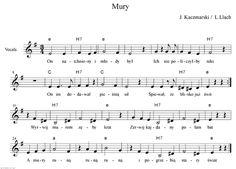 """Edukacja Muzyczna Dzieci - Artykuły: 7. (PATRIOTYCZNE) """"Mury"""" Jacka…"""