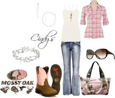 """""""Country Livin' At It's Finest"""" by cindycook10 on Polyvore"""