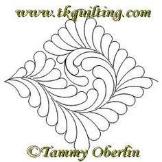 2580 Керлинг перо площади P2P Quilting Stencils, Quilting Templates, Longarm Quilting, Free Motion Quilting, Quilting Designs, Quilt Patterns, Stitch Patterns, Quilt Stitching, Blackwork