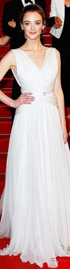#Charlott #Le #Bon in Elie Saab♔ Cannes Film Festival 2015 Red Carpet ♔ Très Haute Diva ♔