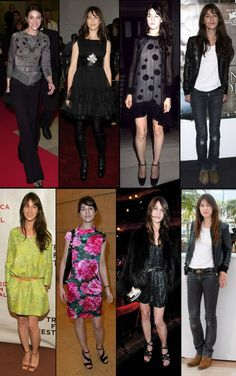 Style: Charlotte Gainsbourg