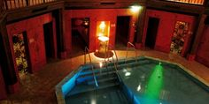 Take a moment to unwind and pamper yourself. These baths, saunas and spas offer pure relaxation! Steam Bath, Spa Offers, Saunas, Wellness Spa, Just Relax, Baths, Tourism, Routine, In This Moment