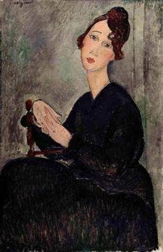 (1) Arte Moderna Modigliani 1981