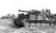 Hummel on the Eastern Front in 1944