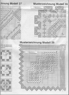 Drawn Thread, Hardanger Embroidery, Needful Things, Tutorials, Pattern Drawing, Model, Embroidery