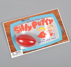 SILLY PUTTY: Classic Silly Putty
