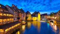 99 € -- Charmantes Hotel in Straßburg für 2, statt 189 €