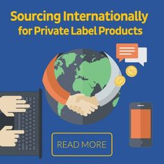 Sourcing Internationally for Private Label Products and solutions Pilar Newman Make Money On Amazon, Make Money Online, How To Make Money, Self Employment Opportunities, Online Campaign, Drop Shipping Business, You Are The World, Private Label, Affiliate Marketing