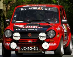 Autobianchi A112 Abarth.   I should have kept the one I had in the 90's ...