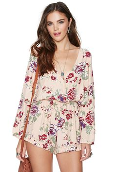 Primrose Romper | Shop Rompers + Jumpsuits at Nasty Gal
