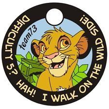 Pathtag #27065 - I Walk on the Wild Side!