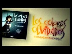 """Book Trailer de """"Los colores olvidados"""" de Silvia G. Guirado ilustrado por David García Forés, Desiree Arancibia y Marta García"""