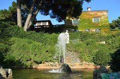 """See 463 photos and 46 tips from 16393 visitors to Lloret de Mar. """"One of the hottest summer holiday destinations on the Costa Brava. Holiday Destinations, Waterfall, Summer, Plants, Travel, Outdoor, Outdoors, Summer Time, Viajes"""