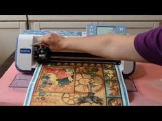 Direct Cut Overlay Instructional Video with Liz Hicks - YouTube - use acetate overlay to trace outline to cut open images or images without enough contrast