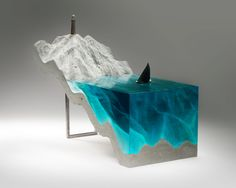 Glass and concrete artist based in Mount Maunganui, New Zealand.