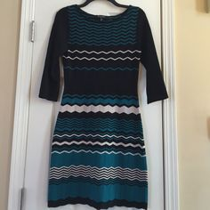 Nine West Xs Knit Dress