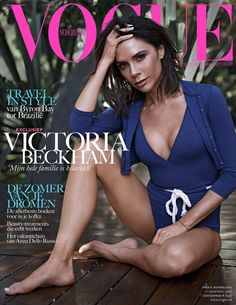 Beckham reveals secret behind relationship with David 'We have a lot of fun together': Victoria Beckham has opened up about the secret of their .'We have a lot of fun together': Victoria Beckham has opened up about the secret of their . Victoria Beckham Outfits, Victoria Beckham Vogue, Victoria Beckham Makeup, David Und Victoria Beckham, Victoria And David, Vogue Magazine Covers, Fashion Magazine Cover, Fashion Cover, Vogue Covers