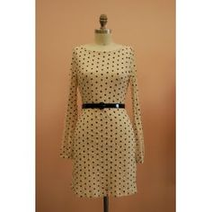 Jackie O Polka Dress Dress