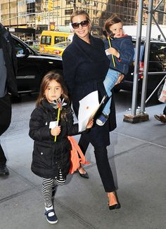 You Go, Girl!: Ivanka Trump Steps Out With Kids Arabella and Joseph Just Days After Giving Birth to Baby No. 3 — See the Pics!