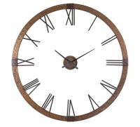 Amarion, Clock Uttermost  Clocks and more home accessories by Uttermost are carried by Sacksteder's Interior's for all your decor and interior design needs!