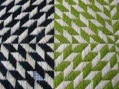 optical stitching (Plastic Canvas)