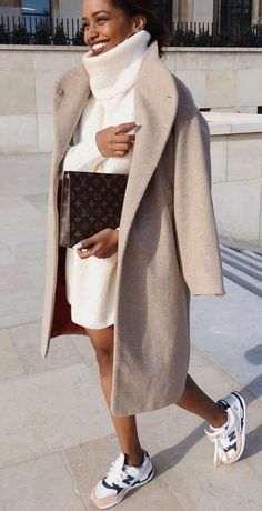 150 Fall Outfits to Copy Right Now Vol. 2 / 142 Flawless Fall/Winter Perfect Fall Outfits to Copy Right Now Vol. Brilliant Fall Outfits To Copy Right Now Mode Outfits, Fashion Outfits, Womens Fashion, Fashion Trends, Fashion Styles, Dress Fashion, Travel Outfits, Office Outfits, Sweater Fashion