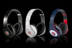 beats by dr. dre.