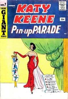 Image detail for -Katy Keene Pinup Parade #7 - (comic book issue) - Comic Vine