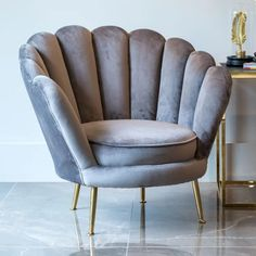 Richmond Interiors Fauteuil kopen? • Grote collectie • Sohome Richmond Interiors, Elegant Chic, Tub Chair, Accent Chairs, Velvet, Furniture, Home Decor, Decoration, Products