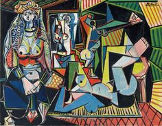 Splurging £102.6m on Picasso's Women of Algiers is simply insane