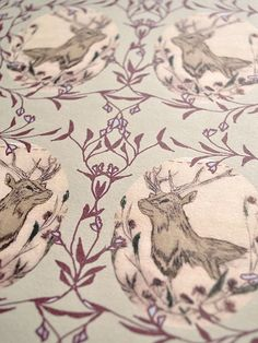 Rosemary Milner's Printed Textile Design & Bespoke Embroidery