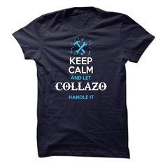 I Love COLLAZO-the-awesome Shirts & Tees