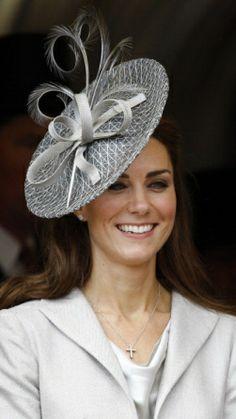 Duchess of Cambridge, June 13, 2011 in Rachel Trevor Morgan