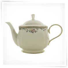 Lenox Spring Vista Teapot with Lid